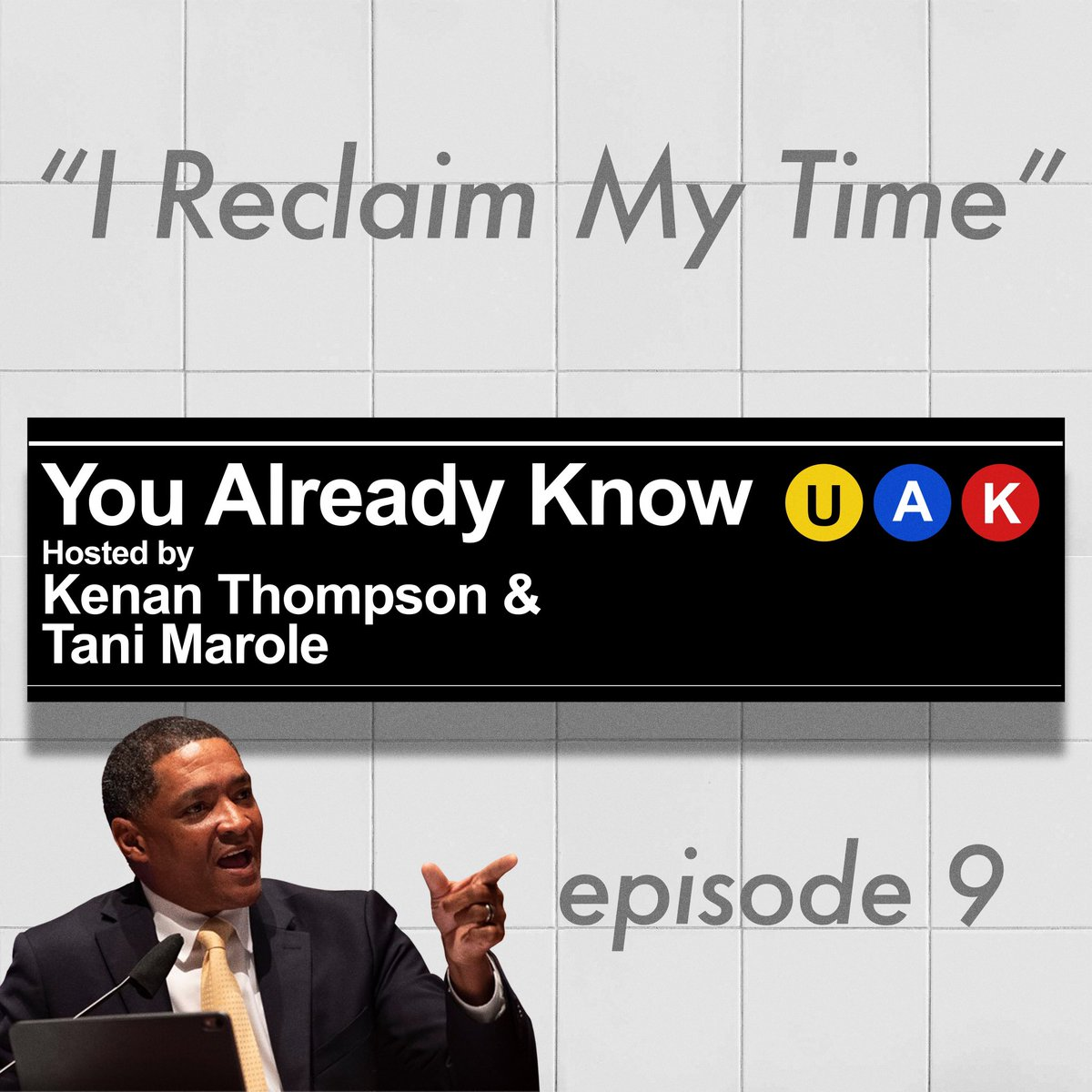 Episode 9 out now!!! Listen on iTunes or hit the link!!! S/o to my Know it Alls!!! Mature audiences only!! @uakpodcast @TaniMarole anchor.fm/s/214934e8/pod…