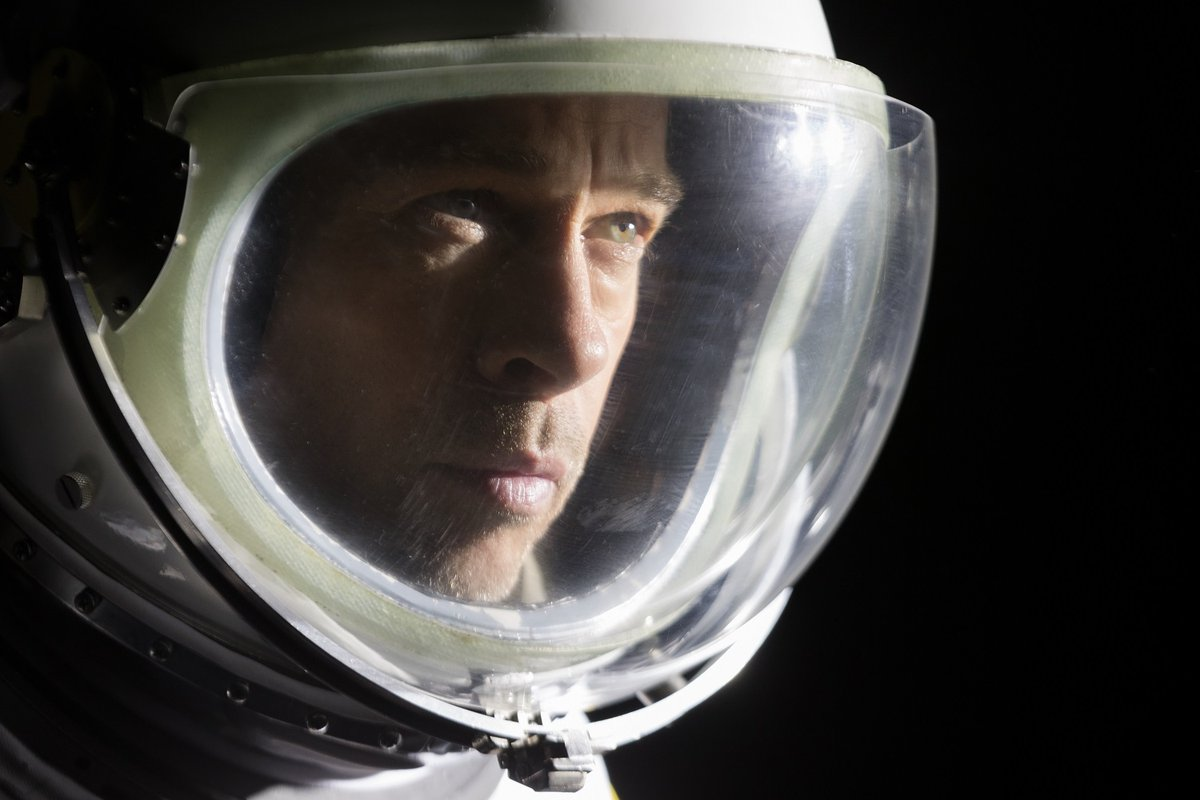 If you need some alone time with Brad Pitt, watch Ad Astra.