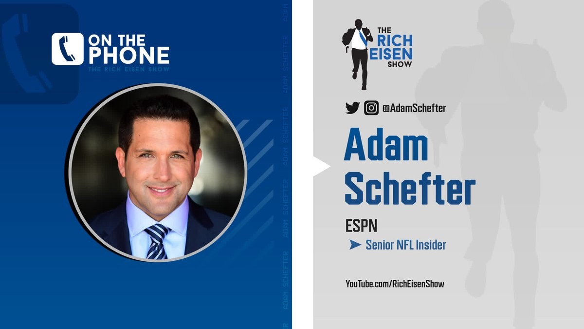 We talked to @AdamSchefter about the coming #NFL season and his concerns about continuing amid record Covid-19 numbers:
