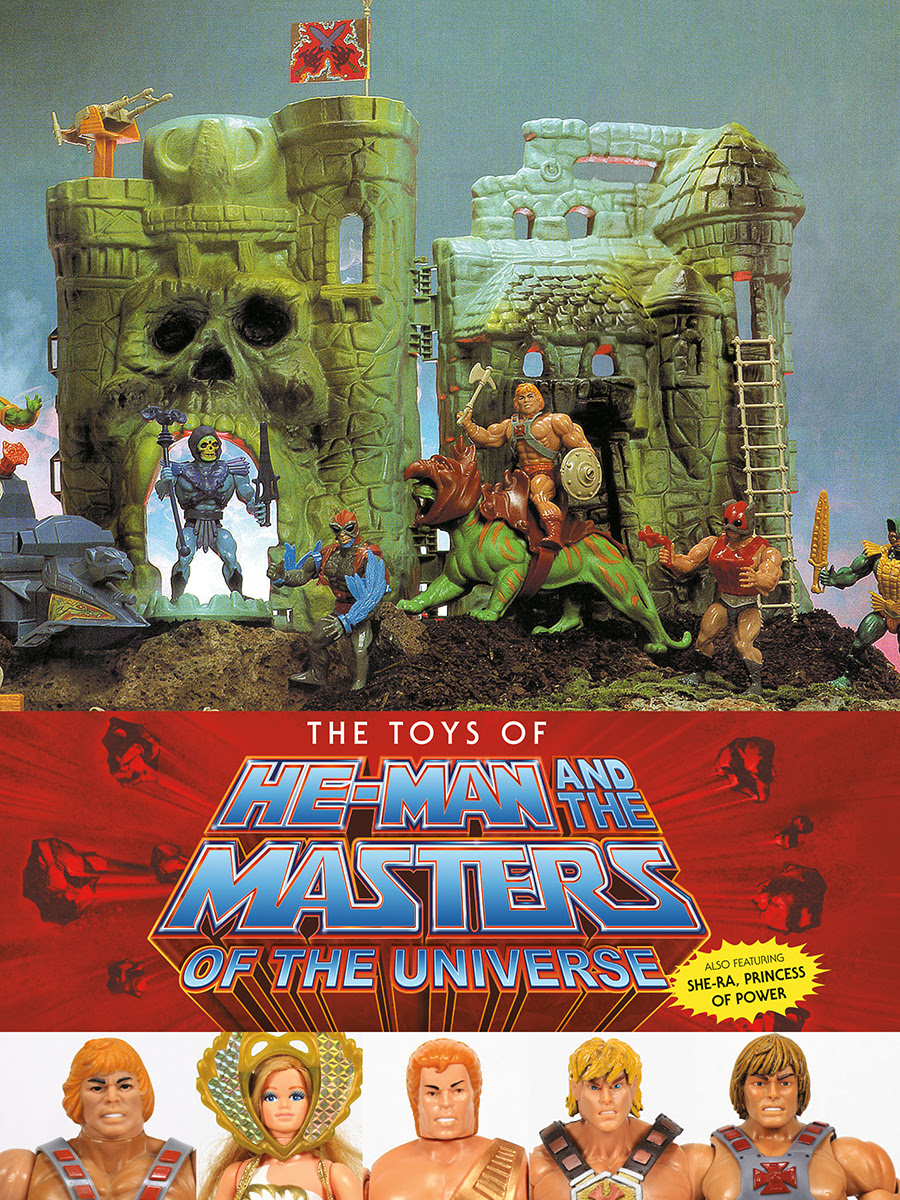@DarkHorseComics Announces THE TOYS OF #HEMAN AND THE #MASTERSOFTHEUNIVERSE; a 700-Page Collector's Dream!  Check the link for more info!  https://t.co/YBCCdkoOFb https://t.co/PjztIUoe9X