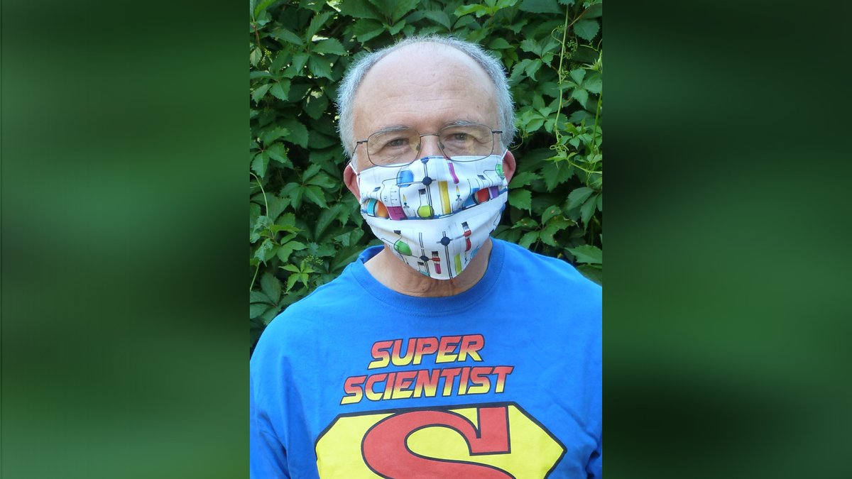 Science is... absolutely crucial to the sustainability & future of humanity. Sending you into the weekend with some inspiration from @drdonweaver, our fearless leader and chief mask-wearer @KrembilRI. Watch video ⇨ bit.ly/3fYPZi3 #FridayMotivation #WeAreKrembil