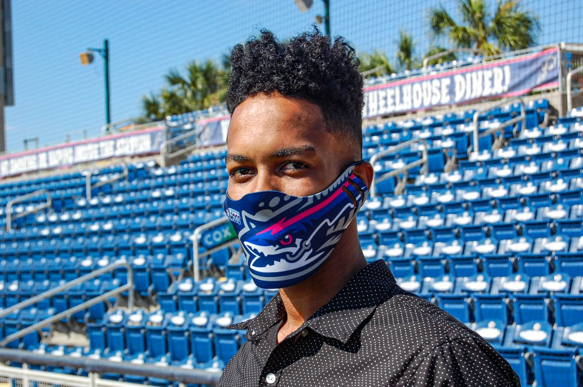 Coming to the ballpark? Wear a mask. Not coming to the ballpark? Wear a mask.