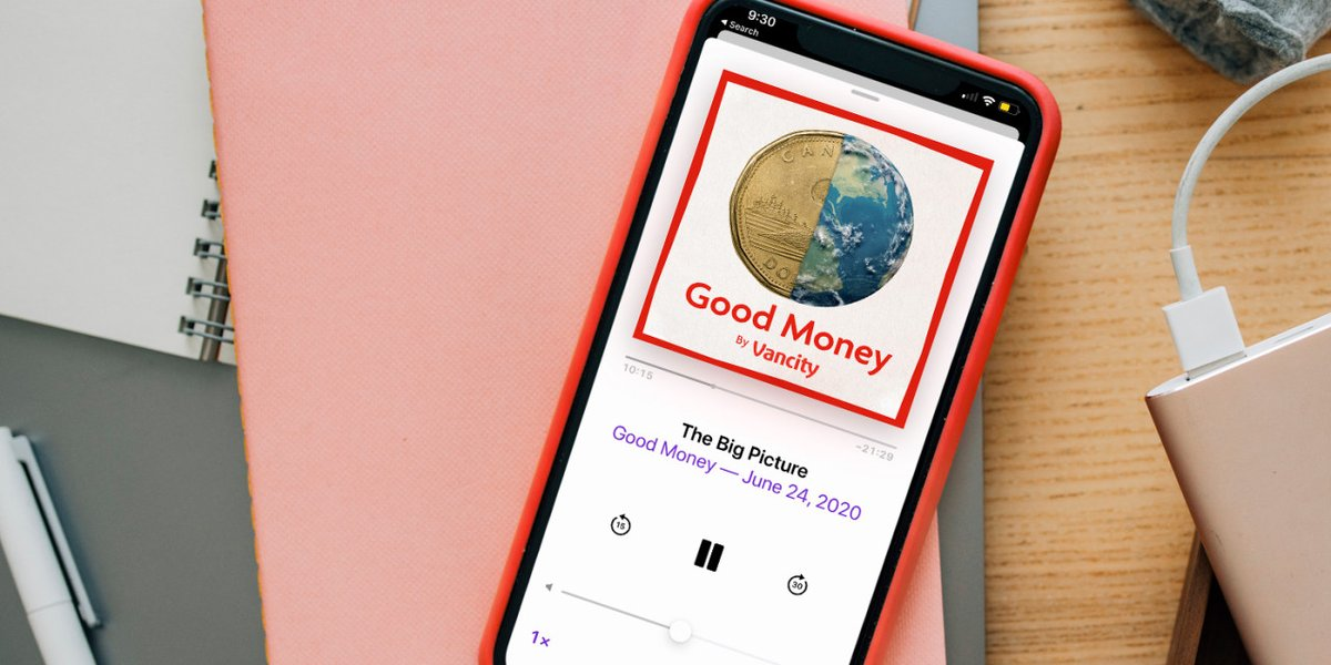 """What does the new normal mean for finances and the economy? To find out, we've launched a new #podcast with Joe Reid and Anicka Quin. Tune in to """"Good Money"""" to get expert advice and answers to questions you may have. https://t.co/a0CrgqlsSN https://t.co/CCaEQD33lg"""