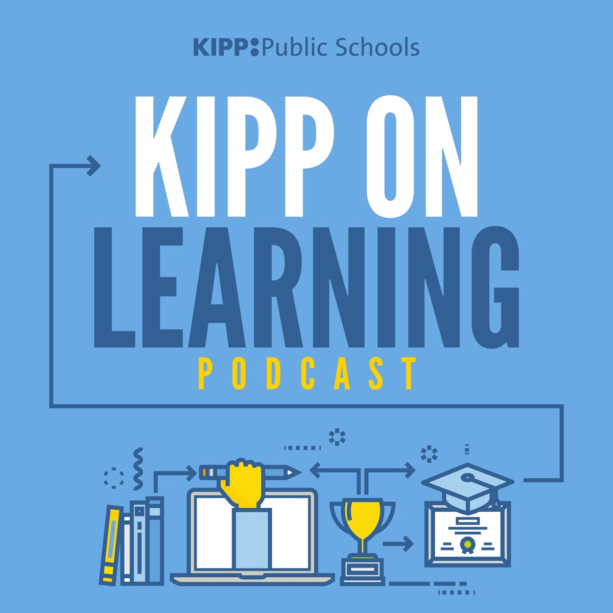 Check out the latest @KIPP On Learning Podcast! Co-founder @Dave_KIPP is joined by leaders in higher ed to discuss the impact of Covid-19 on 2020 graduates and the persistence work that lies ahead. Search: KIPP on Learning Podcast.