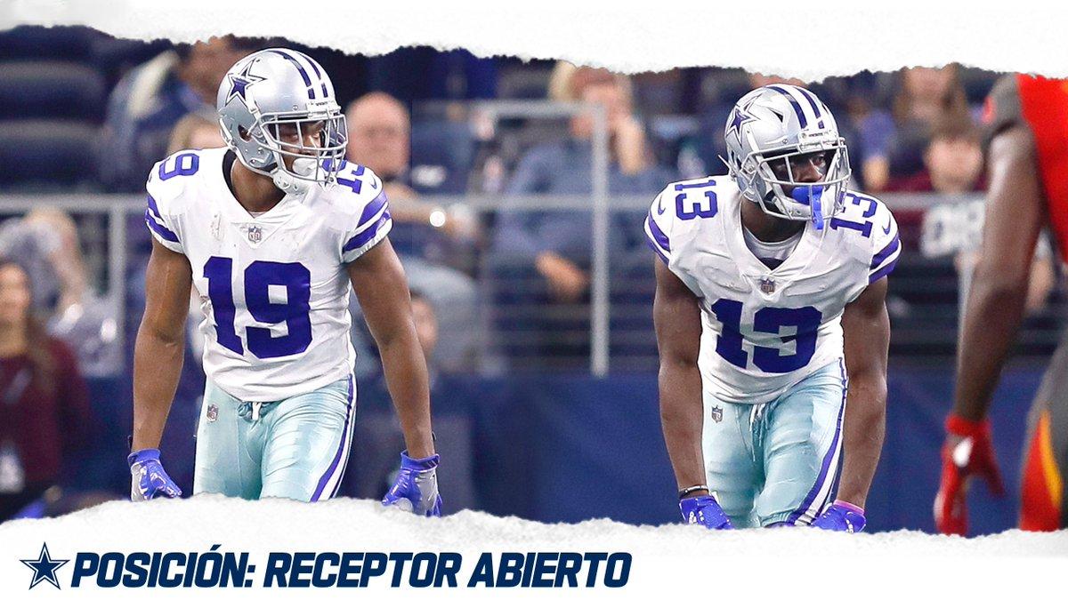 Se habla mucho del talento que los Cowboys actualmente tienen en la posición de receptor abierto, pero ¿será que sí podrán cumplir con las expectativas? Aquí los detalles.  ➡️https://t.co/pAxAwMuctR https://t.co/VMOPpJfrZU