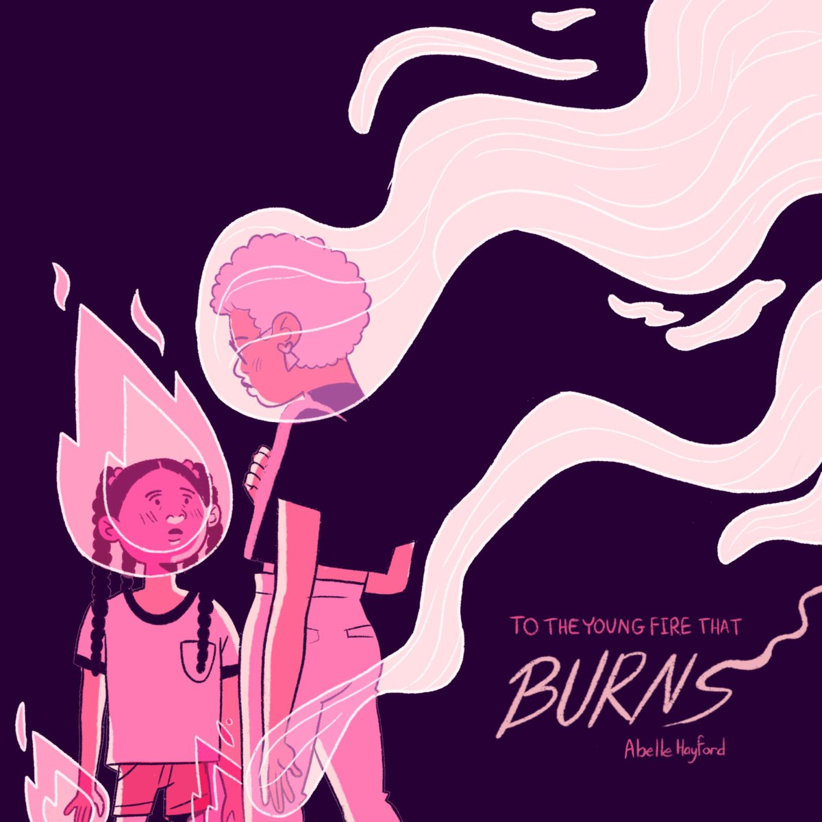 """Now that my time at MICA offically came to a close today I felt the need to post """"To The Young Fire That Burns"""". I created this zine at the beginning of my senior year to basically reflects on my mental health and burnout been dealing  with since my freshman year  (1/11) <br>http://pic.twitter.com/4AxOYiQB0o"""