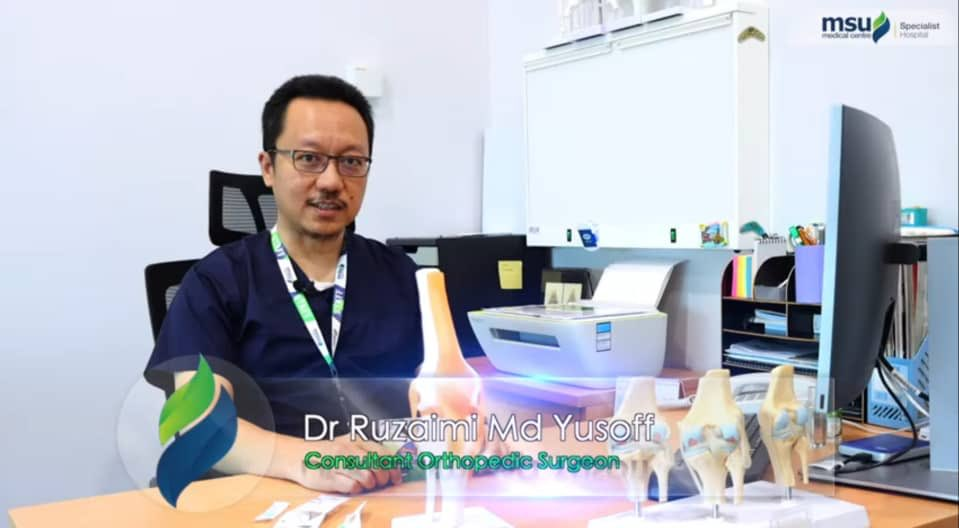 Pleased to share the 3Q series @msumcmalaysia featuring Dr Ruzaimi, Consultant Orthopaedic Surgeon talking on advancing the care services in line with the latest technology. #CaringHealing#Educating youtu.be/lxYye2gQ-9Q @MSUmalaysia @MSUcollege