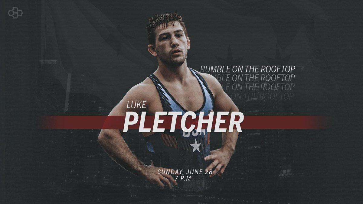 Wrestling Is Back.  @LukePletcher https://t.co/B5tfDV7fS9