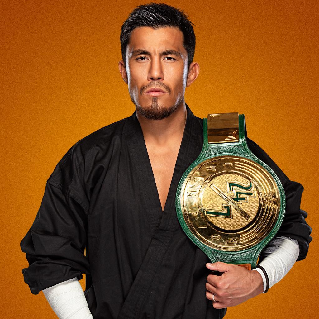RT @WWE: Welcome back to the Hall of 24/7 Champions, @TozawaAkira. https://t.co/G7RnU2HYBJ