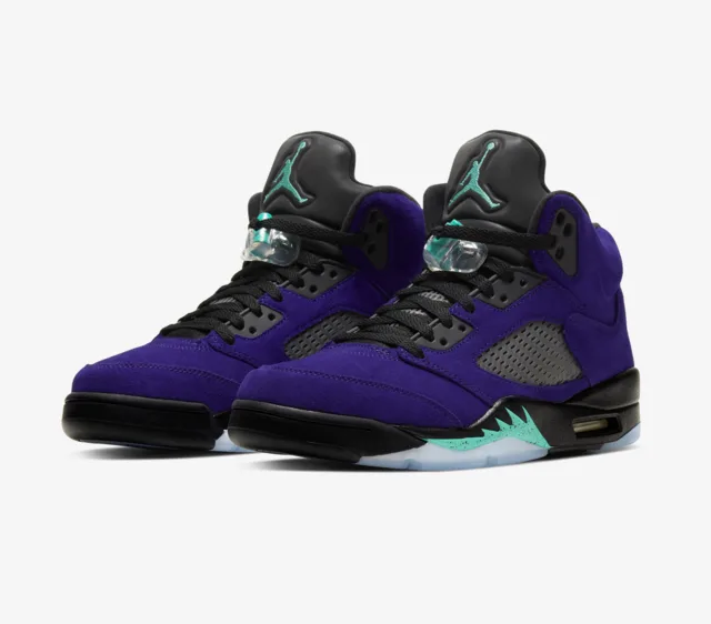 Air Jordan 5 'Alternate Grape
