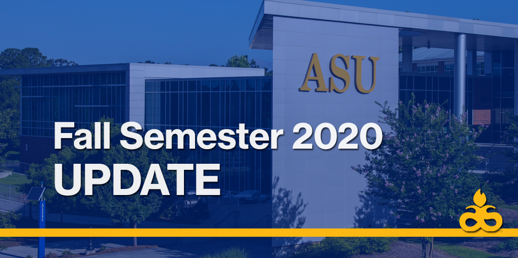 #AlbanyState has received approval from the USG to return to face-to-face classes for the fall 2020 semester. Classes will begin on 8/10, one week earlier than scheduled. Other relevant dates will also be adjusted. Read the full update here: https://t.co/4h4HhdvrrK https://t.co/xhLvSQyXCy