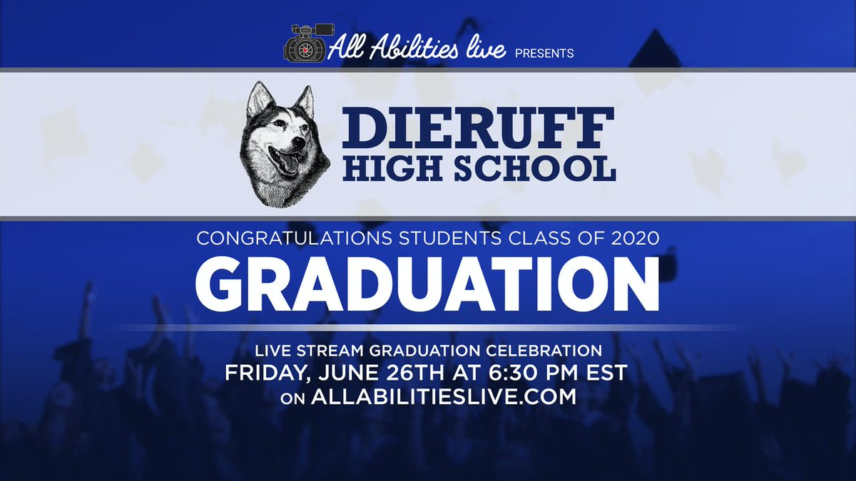And we are LIVE in 3...2...1...! 🎓 bit.ly/387uvg7