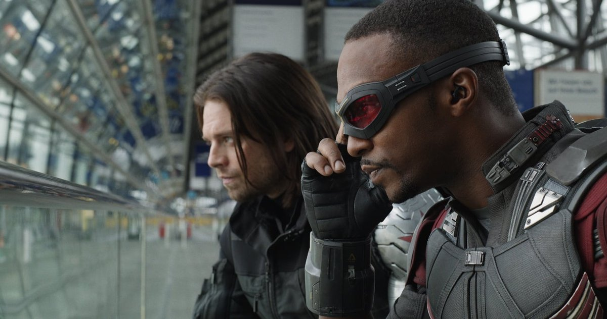 "Anthony Mackie: ""The Falcon and the Winter Soldier Is A Six-Hour Movie"""
