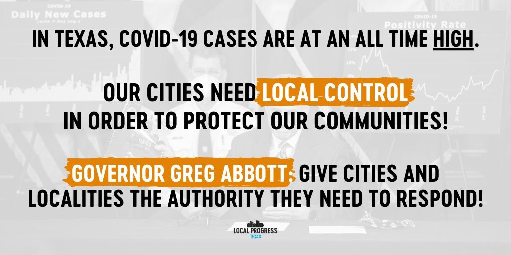 .@GovAbbott is the reason all the bars filled up with #covid in the first place. Now he's having to close them back down. #ResignAbbott