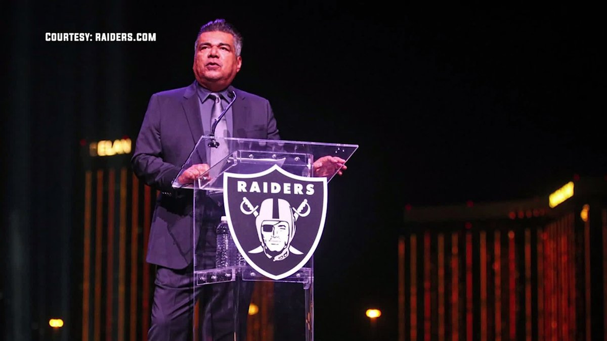 It would be tough to find a bigger old-school @RAIDERS fan than @GeorgeLopez: