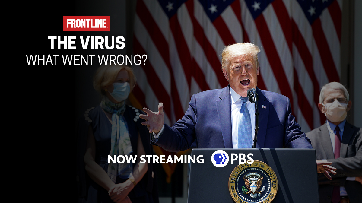 As COVID-19 spread from Asia to the Middle East to Europe, why was the U.S. caught so unprepared? FRONTLINE investigates why America's leaders failed to prepare and protect us and who is accountable. WATCH: https://t.co/LZolHbWGIA https://t.co/3zrOUDrzbn