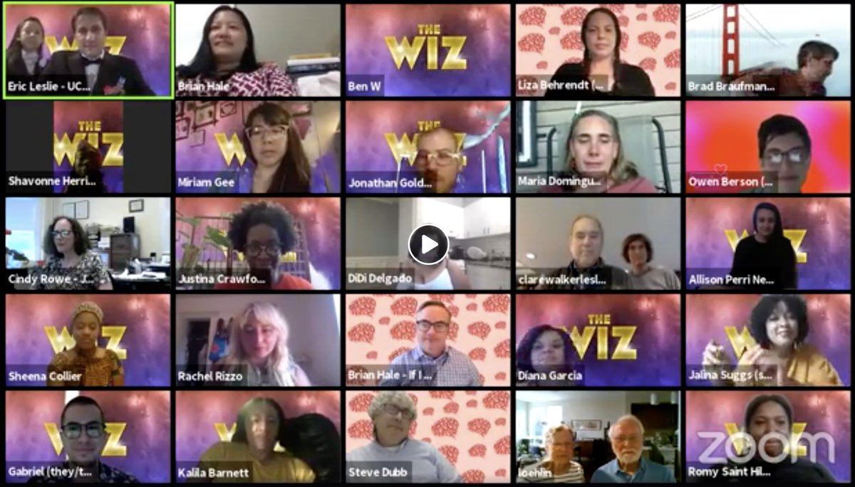 Powerful performances & poetry! What an incredible Wiz-filled Gala Virtualé with @UjimaBoston! So much thanks for @collierconnect @TheDiDiDelgado @severity_stone @ponte_capellan @revrenddoctor @knowshedidnt @brandieblaze @DJWhySham ❤️ Watch the fun at https://t.co/QnUJOVX1gH https://t.co/yh6Tf7isLy