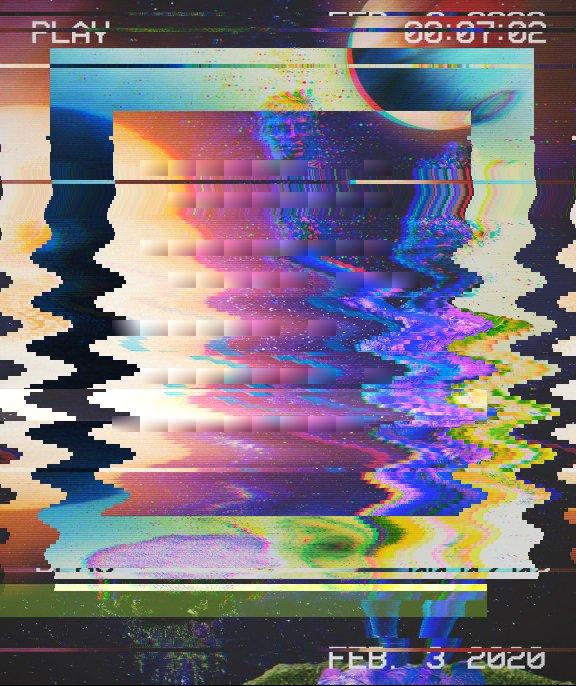 👓🃏 glitch vaporwave photoshop glitchart nodejs cosine Origin img by @Zach_Slaps