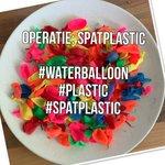Image for the Tweet beginning: Operatie #spatplastic
