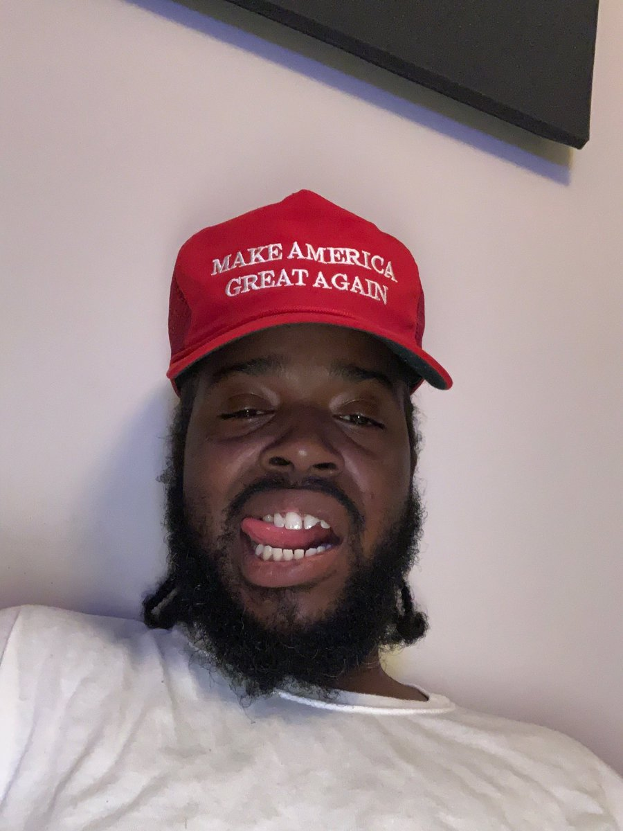 """Hey, if """"Knuck if you Buck"""" is your protest song. Please be aware that @LILJAYWERKS, the producer is a Trump supporter. (His IG is Lil_Jay_onthetrack). Also, Killa C, the last verse on the song, was found guilty of molesting his then 6 year old brother. Feel free to retweet"""