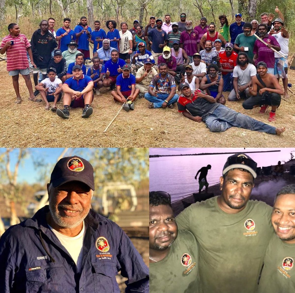 Looking forward to hosting BushTV and Ernie Dingo when the camping on country team come to Wadeye. #campingoncountry #ourhealthourway #cultureiskey  #ThamarrurrDC #IndigenousX