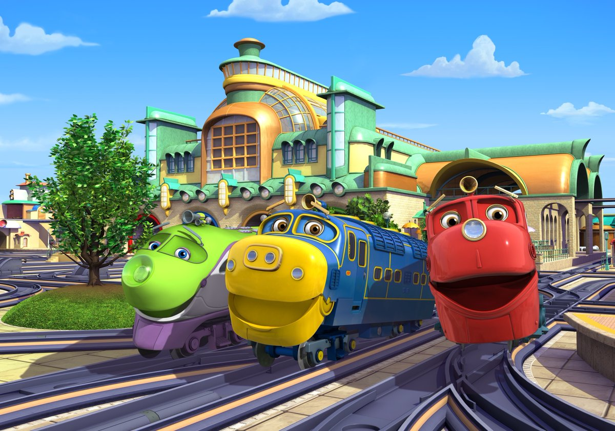 Season six of #Chuggington: Tales from the Rails premieres June 29 on #DisneyJunior and in #DisneyNOW.