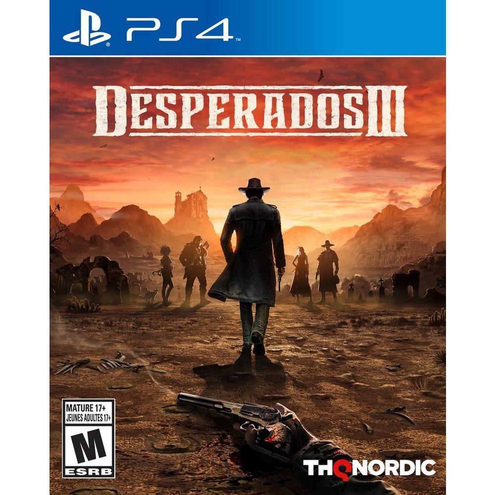 Wario64 On Twitter Desperados Iii Ps4 Xbo Is 39 99 At Gamestop Pro Members Only Https T Co Lvo0cz6qpc