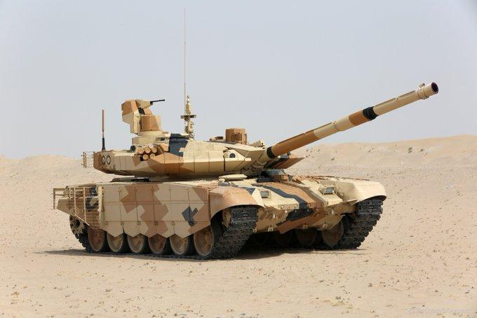 """مصر.. دبابات """"تي 90 إم إس"""" الروسية بدل""""أبرامز"""" الأمريكية Ebg7wJmXkAAR1Yg?format=jpg&name=small"""
