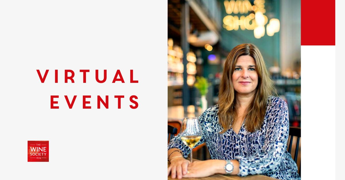 We're THRILLED to be joined by @knackeredmutha for this week's Desert Island Wines! Join us on Instagram Live this Thursday at 6pm: https://t.co/foSxiSYuvE Over on Zoom, we have events themed around gorgeous Greek wine and summery Sherry: https://t.co/7zxJ3ufk70 https://t.co/SGPp9ApPS7