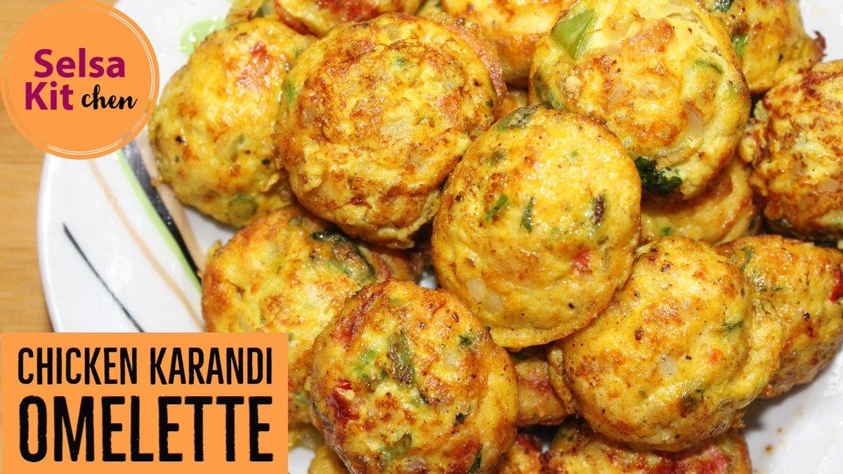 Chicken Karandi Omelette | Karandi Omelette Recipe | Chicken Egg Recipe ... https://youtu.be/YZ4qVhiFb0E via @YouTube  #food #foodie #foodiez #briyani #chickenomelette #indianfoodrecipe #lockdowncooking #foodlover #foodovers #foodblog #foodblogger #homecooking #chennaifoodie #omelettepic.twitter.com/Z9F09Ql3ve
