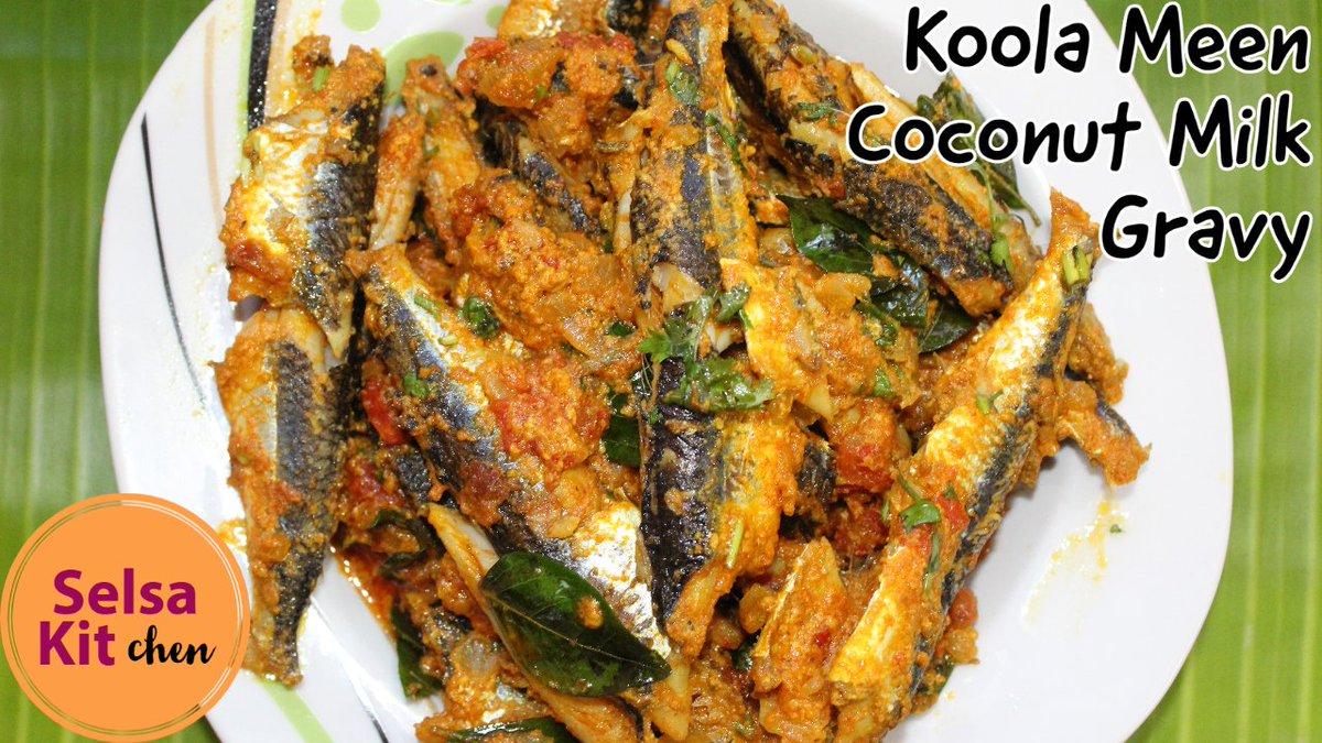 Koola Meen Coconut Milk Gravy | Kola Meen Varuval | Flying Fish Coconut ... https://youtu.be/S4VmnfJnxAI via @YouTube  #food #foodie #foodiez #briyani #fishrecipe #indianfoodrecipe #lockdowncooking #foodlover #foodovers #foodblog #foodblogger #homecooking #chennaifoodie #flyingfishpic.twitter.com/T6Jr8SnzUr