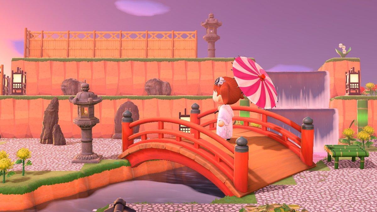 あつ森 斜めの橋