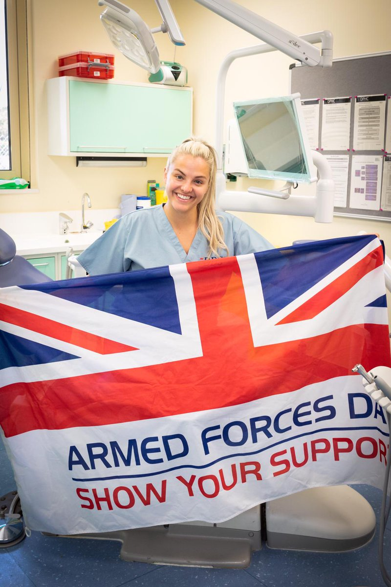 Today on #ArmedForcesDay we are recognising our fantastic medical team for all the amazing work they perform on a daily basis and particularly throughout the COVID pandemic.   @ArmedForcesDay #ArmedForcesWeek #SaluteOurForces #ArmedForces https://t.co/BxkXlxL1J3