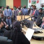 Image for the Tweet beginning: Great Zimbabwe University Campus Radio