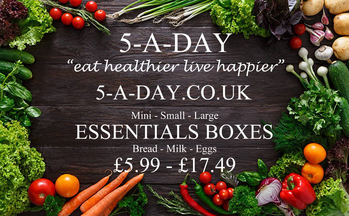 Essential Boxes are still available as lockdown is more relaxed for most of us. All Leeds (LS) postcodes are covered by our delivery service. #essential #boxes #leeds #shielding #Independent #lndie #fruit #veg #ls #Isolation #virus #covid #safe #alert #local #business #local https://t.co/CFqopr7NIp