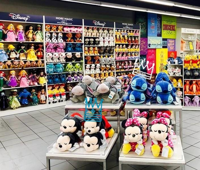 Disney store is now open!  Discover the magic with Mickey and Friends in the Disney pop-up store this weekend. 😀 https://t.co/Ch362nOIZD