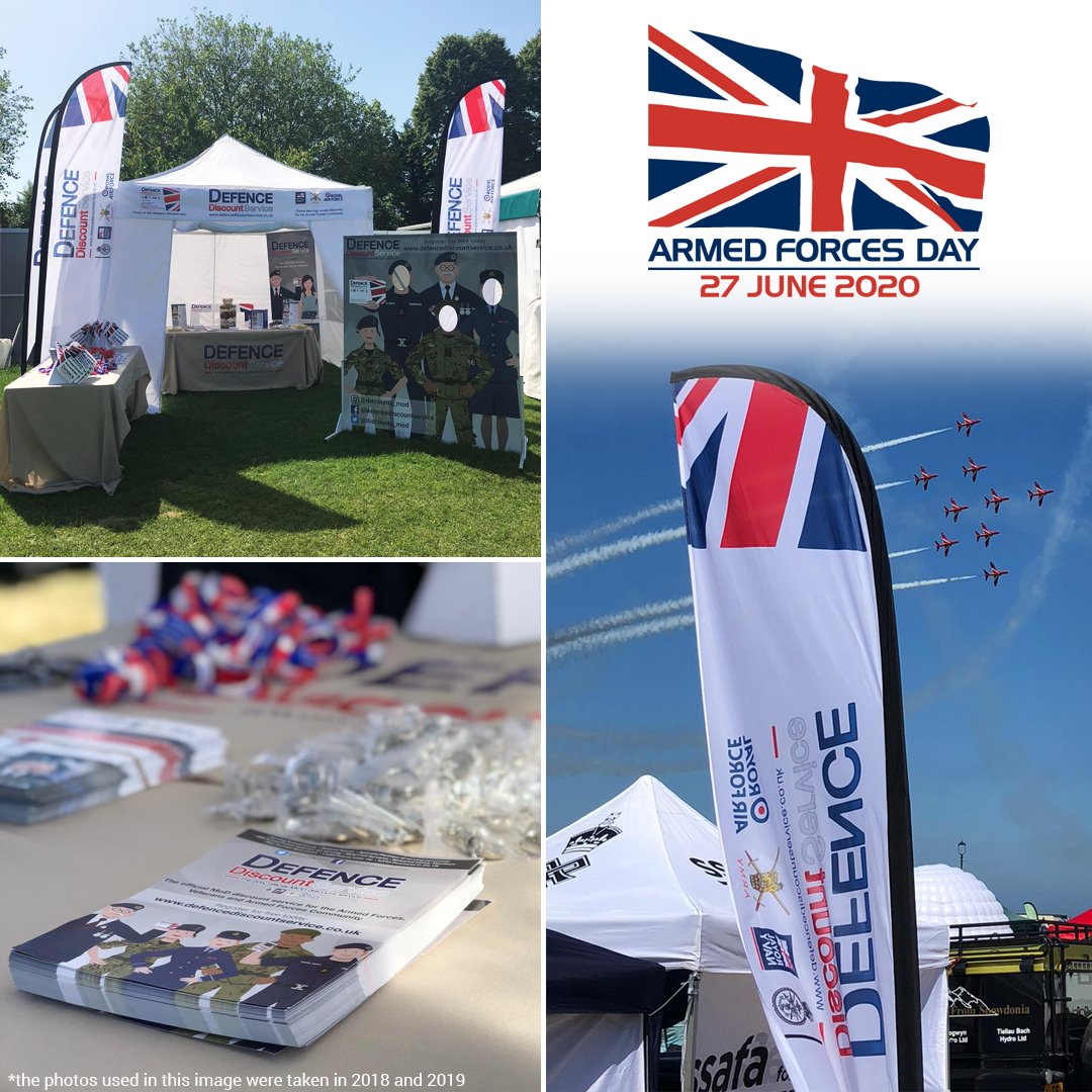 While the coronavirus outbreak has led to the cancellation of this year's formal Armed Forces Day event, we hope you will still join us today in showing your support to all those who serve (and have served) in our armed forces and armed forces community! https://t.co/joqc5NNX3x