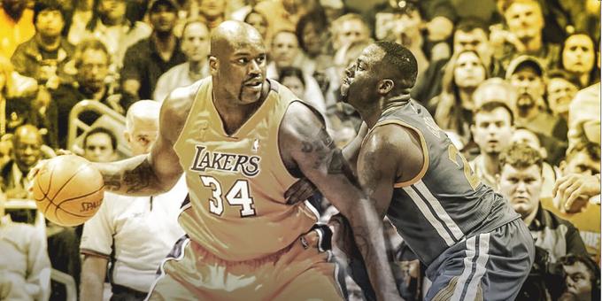 NBA 5大吹牛王!追夢綠:我能防住歐尼爾!Pierce:我比Kobe更優秀!