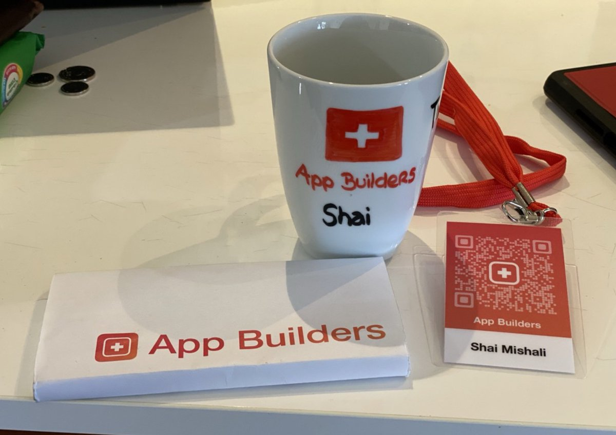 With WWDC over I can finally be excited about getting this awesome care pack from @appbuilders_ch. Was such a joy talking there, even if remotely, this year :) #NotWWDC20<br>http://pic.twitter.com/R3HsmWDKhb