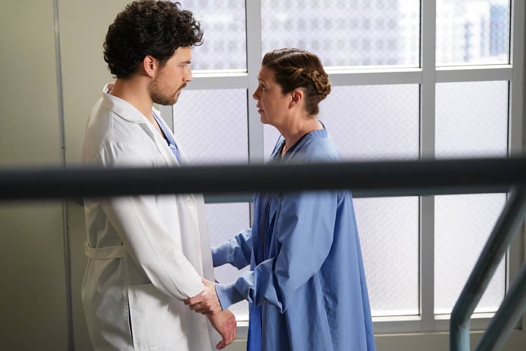 I sincerely hope that Andrew is understood, he felt something he didn't know, he was tired of being pointed out as crazy, he made several diagnoses he deserves all the support as a doctor as a person who has feelings like anyone else #GreysAnatomy #GreysAbc https://t.co/3NM9NargzF
