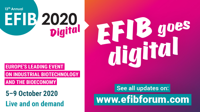 test Twitter Media - #EFIB2020 goes digital!  Catch the latest in industrial #biotech & the #bioeconomy in our virtual event! Make sure you register your interest so you don't miss any updates on our conference!  More info ➡️ https://t.co/eEhWbHCq3p https://t.co/W4iQM3b25f https://t.co/EnDrEVjNQf