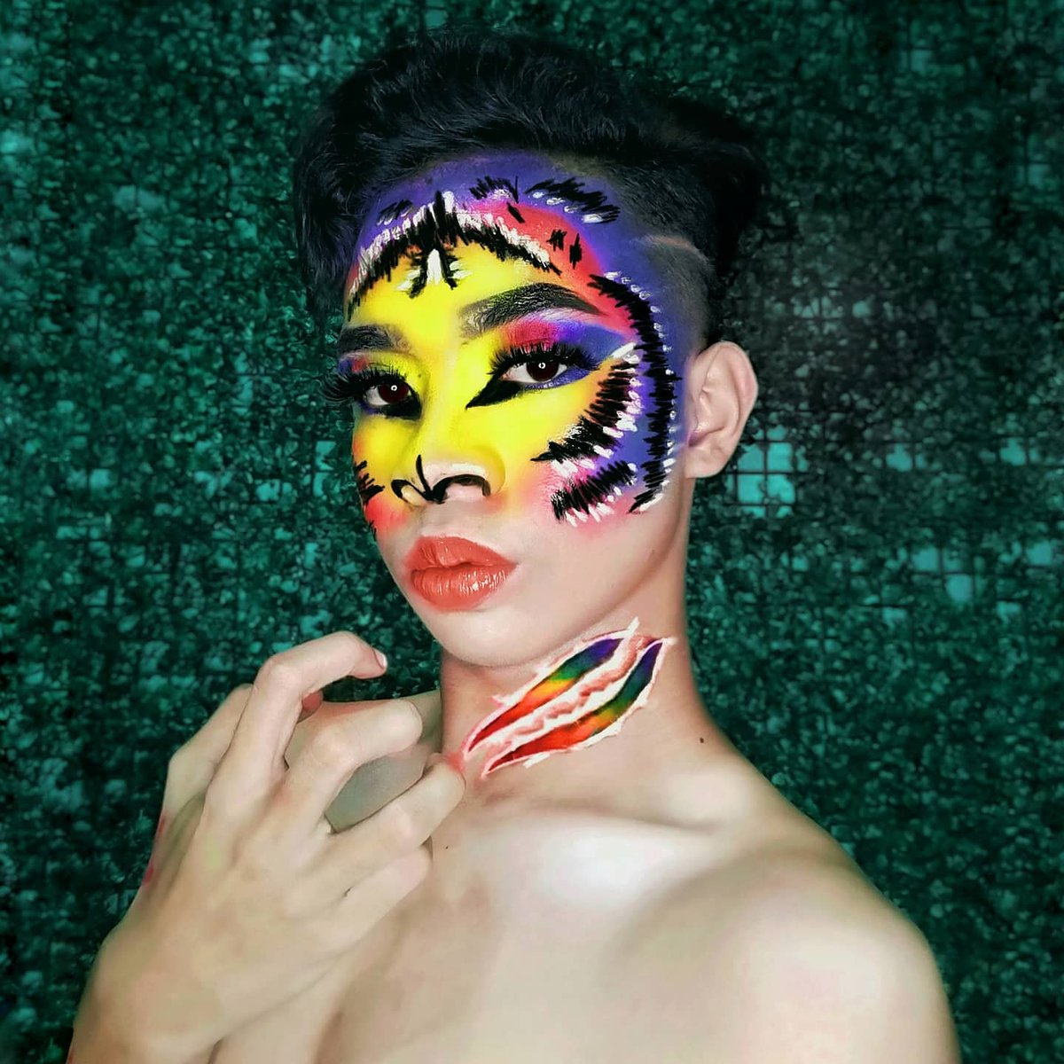 𝘾𝙊𝙇𝙊𝙍𝙁𝙐𝙇 𝙍𝙊𝘼𝙍 ! #brows #beauty  #abh #makeupartist #makeupoftheday #carelinegang #careline #mua #makeup #morphebabe #makeuplooks #anastasiabeverlyhills #undiscovered_muas #unleashyourinnerartist  #colourpop #100daysofmakeup  #makeupartistworldwide #norvinapic.twitter.com/eWycyhMuGT