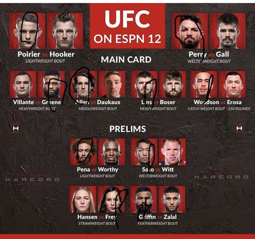 This card is gonna be fire tonight #bullysbicks https://t.co/AYs3L5cWPY