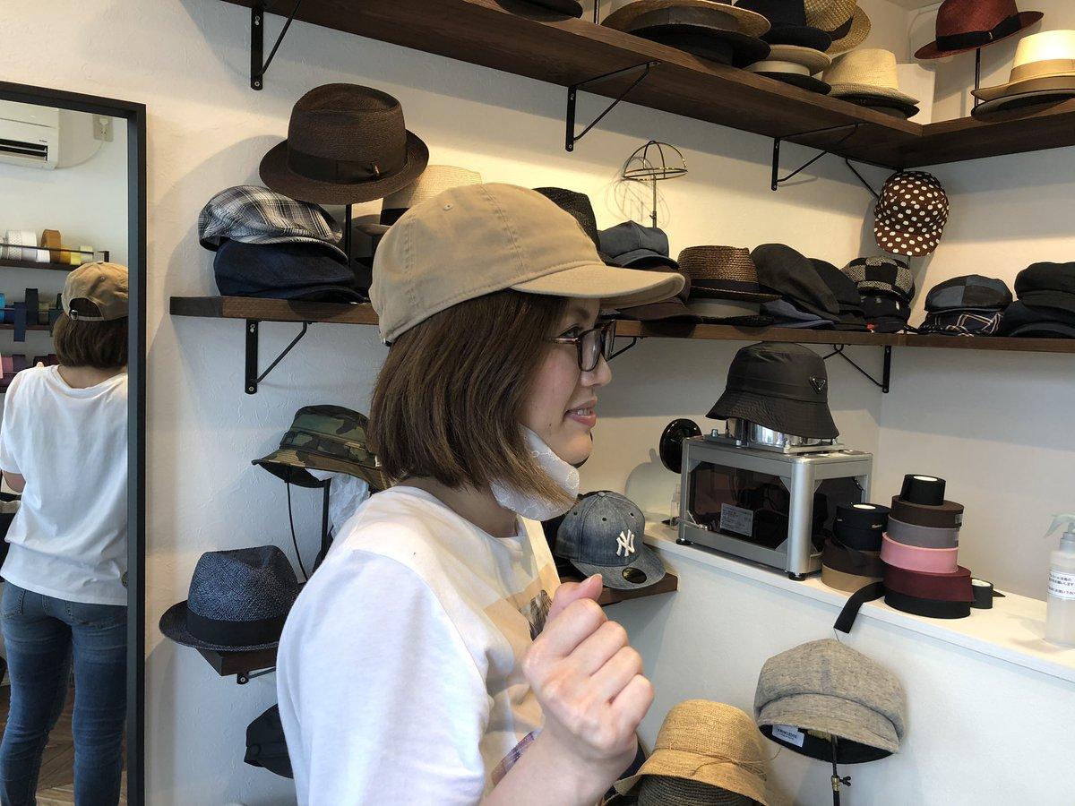 帽子 店 川淵