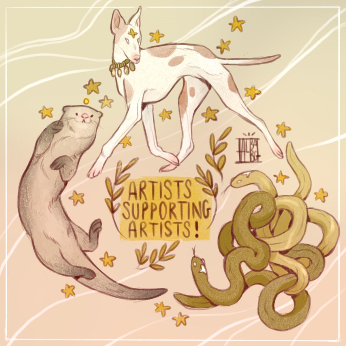 ARTIST SUPPORT THREAD  Make new friends y'all!   Tag your fav artists Post your artwork Introduce yourself and make questions Like and RT other artists you like RT this thread!   #ArtistOnTwitter #artistsupport #artthread #artistoninstagram #artpic.twitter.com/17tgOY7EtM