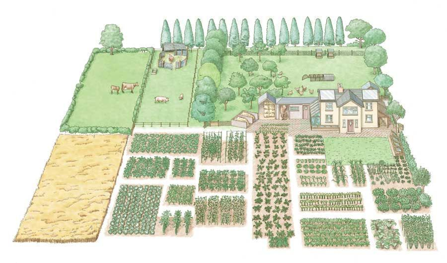 22 Diseños para granjas autosuficientes en los que encontrar inspiración https://t.co/DgZ1xruNuk https://t.co/BUnoM70VcI