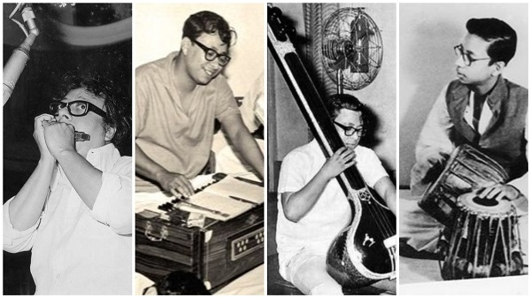 I WORSHIP R. D. Burman for his – INNOVATIONS ! 🙇♂️  #HappyBirthdayRDBurman #RDBurman #MyFavorite  Pancham Da created music, not only from musical instruments, but also from - nature, machines, vehicles, engines & diff. contraptions!!   He is truly the BOSS! 🙇♂️