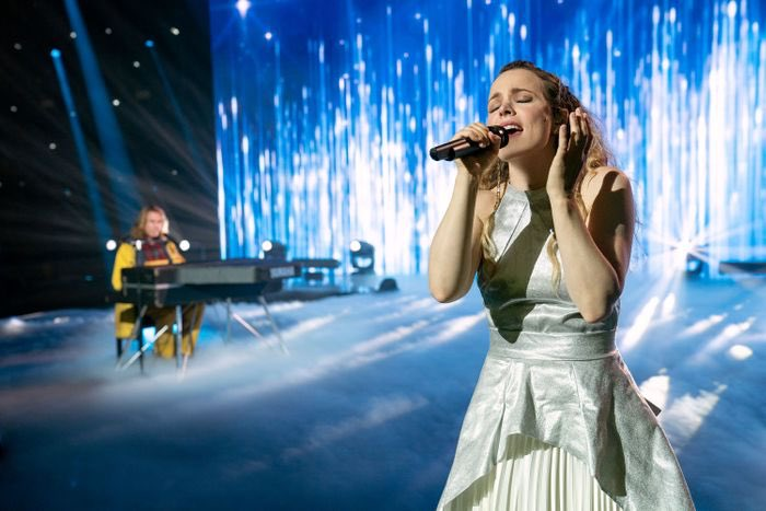 #EurovisionMovie: 'Husavik' from '#Eurovision: The Story of Fire Saga' on Netflix is currently charting at #16 on the ITunes UK chart. 🧚♀️  Have you seen the movie yet? If so be sure to share your opinions with us! 🤷🏻♂️ https://t.co/5tiEM3t2hX