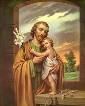 """#QuoteoftheDay: """"When #devotion to #SaintJoseph is #sufficiently #wide, #spread, his #body will be #found #incorrupt.""""  – #FatherPaulMoll https://t.co/oPij7S6rwd"""