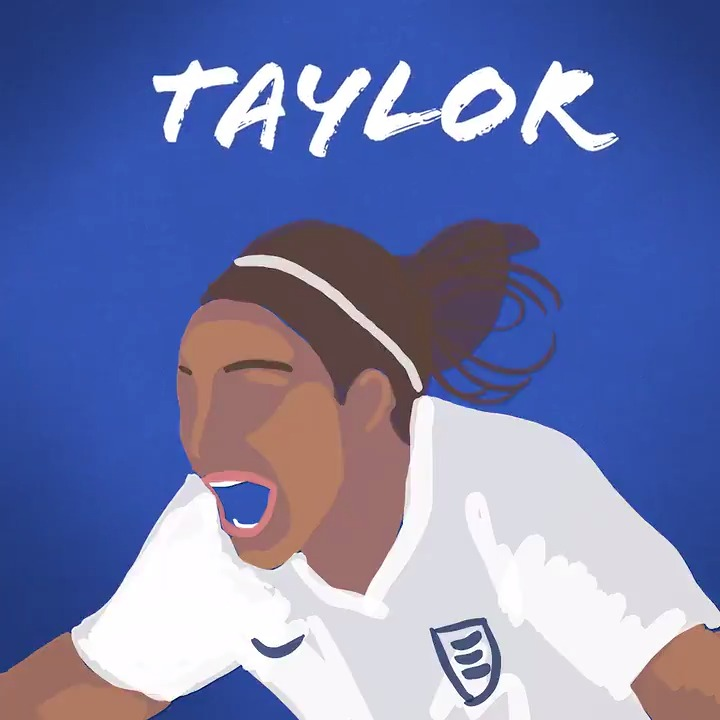 Sensational from Jodie Taylor! 🙌 #OnThisDay five years ago, our @Lionesses reached the @FIFAWWC semi-finals for the first time thanks to a 2-1 win against Canada.